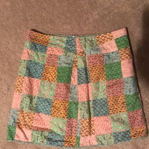 Vineyard Vines Wrap Style Skirt size 4